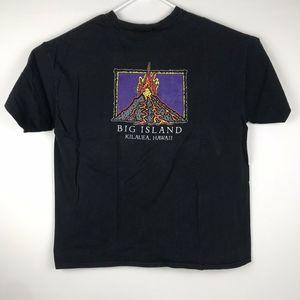 Vintage 90's Big Island Kilauea, Hawaii T-Shirt